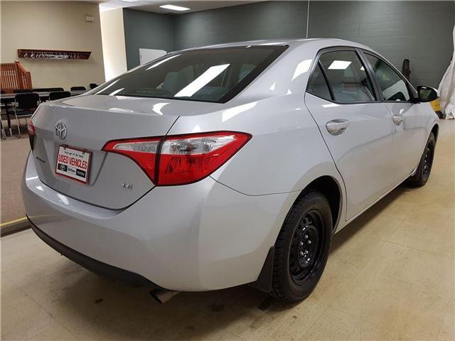 2014 Toyota Corolla  (Stk: 185281) in Kitchener - Image 9 of 21