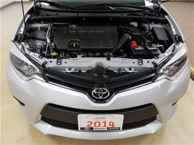 2014 Toyota Corolla  (Stk: 185281) in Kitchener - Image 20 of 21