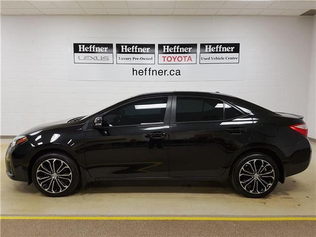 2015 Toyota Corolla  (Stk: 185282) in Kitchener - Image 5 of 22