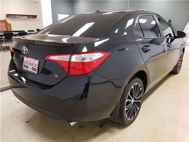 2015 Toyota Corolla  (Stk: 185282) in Kitchener - Image 9 of 22