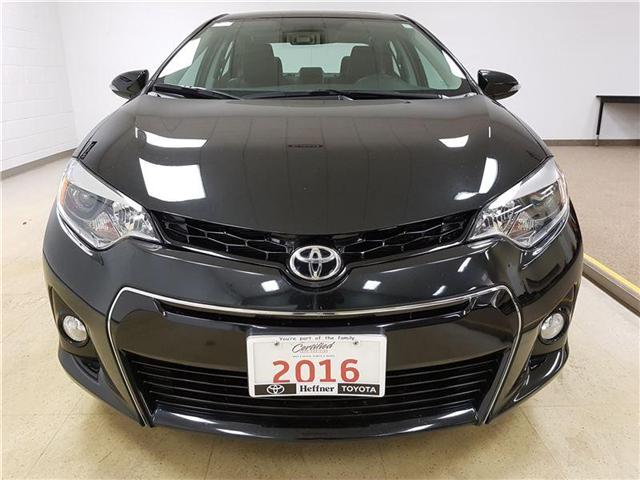 2016 Toyota Corolla  (Stk: 185283) in Kitchener - Image 7 of 21