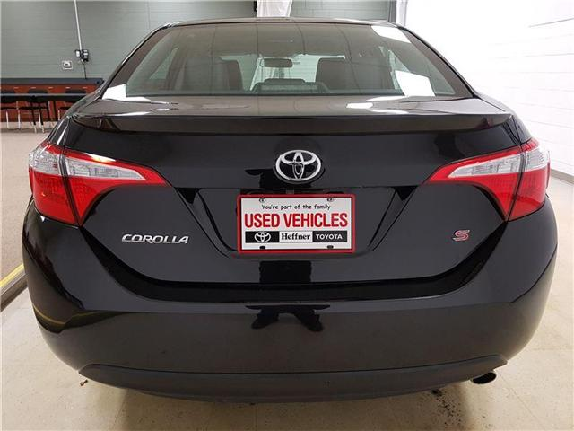 2016 Toyota Corolla  (Stk: 185283) in Kitchener - Image 8 of 21