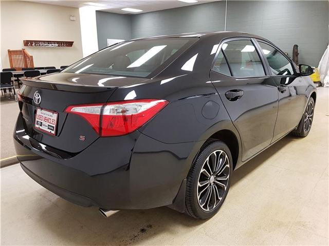2016 Toyota Corolla  (Stk: 185283) in Kitchener - Image 9 of 21