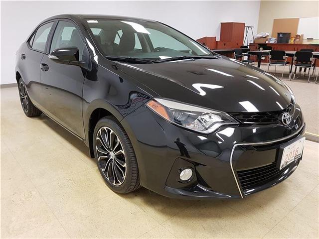 2016 Toyota Corolla  (Stk: 185283) in Kitchener - Image 10 of 21
