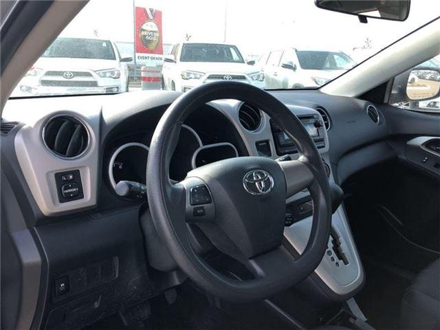 2014 Toyota Matrix Base (Stk: D180072A) in Mississauga - Image 11 of 19