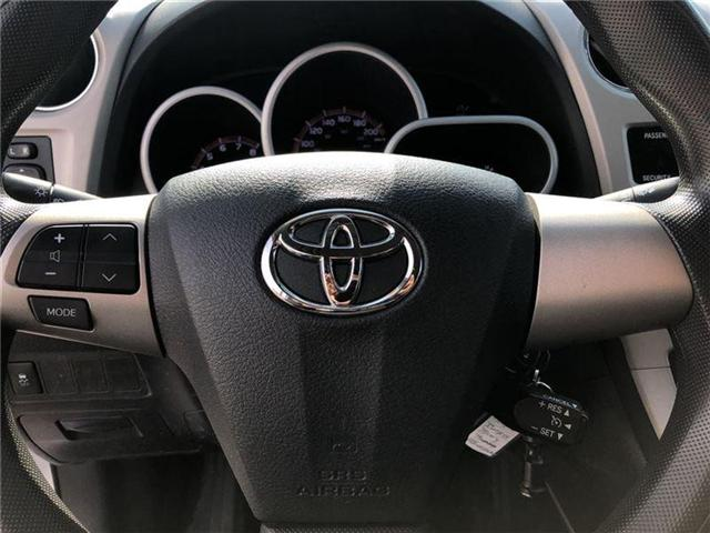 2014 Toyota Matrix Base (Stk: D180072A) in Mississauga - Image 12 of 19