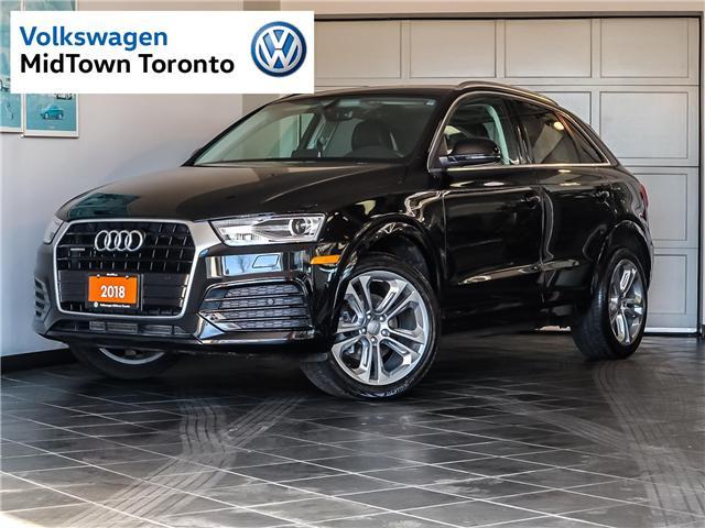 2018 Audi Q3 2.0T Progressiv (Stk: P6921) in Toronto - Image 1 of 29