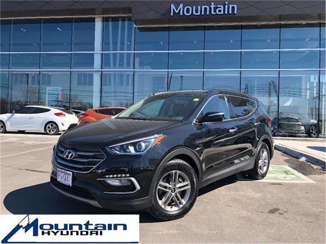 2018 Hyundai Santa Fe Sport 2.4 Premium (Stk: R2331) in Hamilton - Image 1 of 20