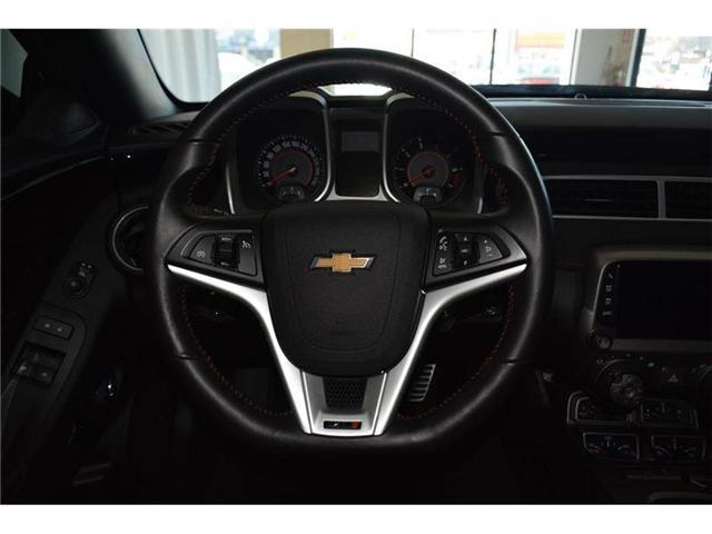 2015 Chevrolet Camaro ZL1 (Stk: 801192) in Milton - Image 22 of 42