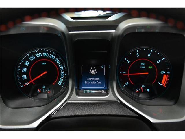 2015 Chevrolet Camaro ZL1 (Stk: 801192) in Milton - Image 25 of 42