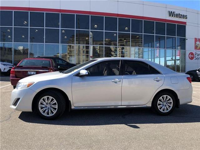 2012 Toyota Camry LE (Stk: U1614) in Vaughan - Image 2 of 19