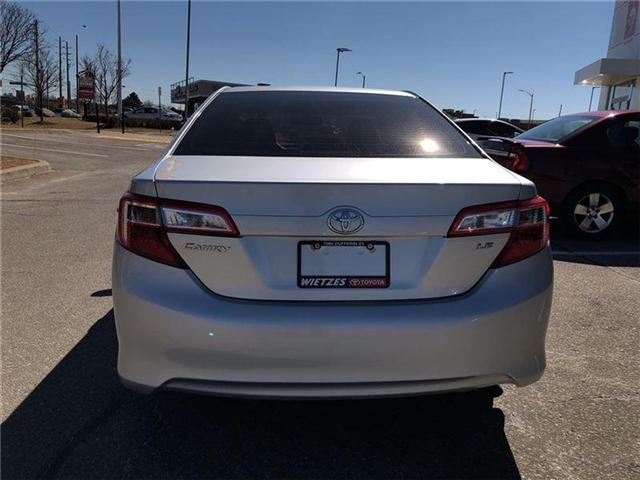 2012 Toyota Camry LE (Stk: U1614) in Vaughan - Image 4 of 19