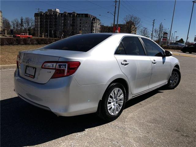 2012 Toyota Camry LE (Stk: U1614) in Vaughan - Image 5 of 19
