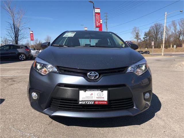 2014 Toyota Corolla LE (Stk: U1582) in Vaughan - Image 7 of 21