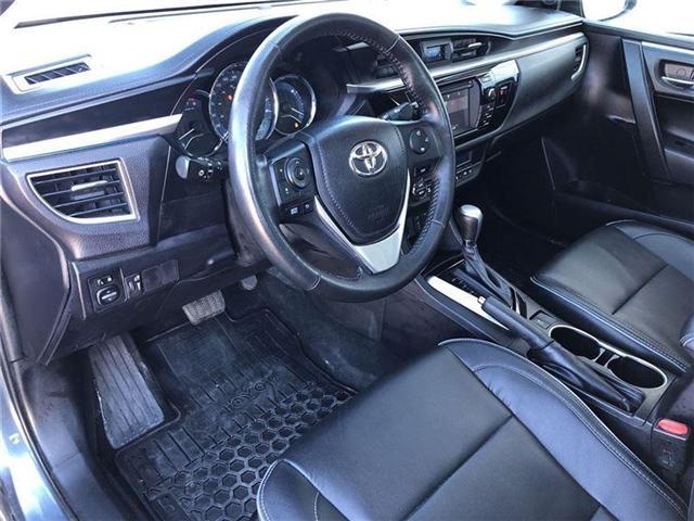 2014 Toyota Corolla LE (Stk: U1582) in Vaughan - Image 12 of 21