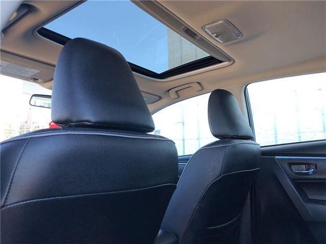 2014 Toyota Corolla LE (Stk: U1582) in Vaughan - Image 16 of 21