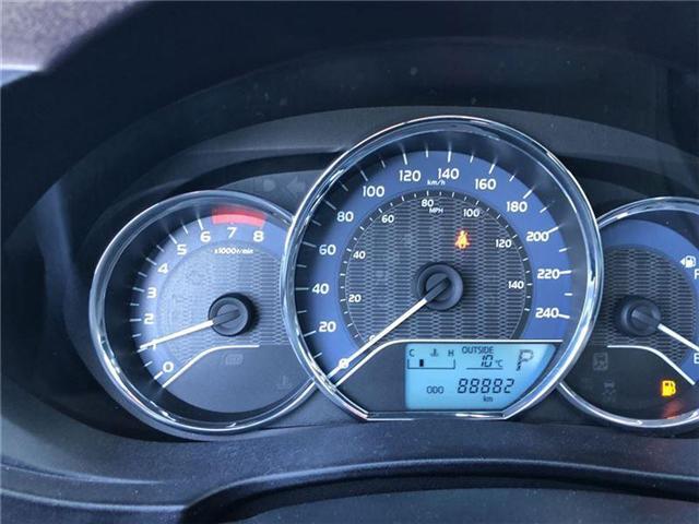 2014 Toyota Corolla LE (Stk: U1582) in Vaughan - Image 20 of 21