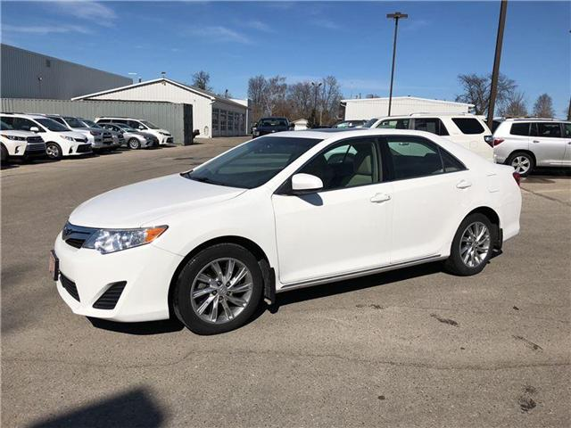 2014 Toyota Camry LE (Stk: U03518) in Goderich - Image 1 of 20