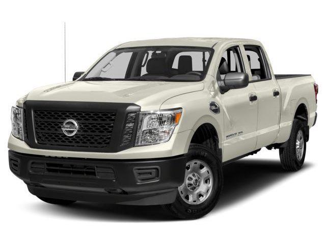 2016 Nissan Titan XD Platinum Reserve Diesel (Stk: N18106A) in Windsor - Image 1 of 1