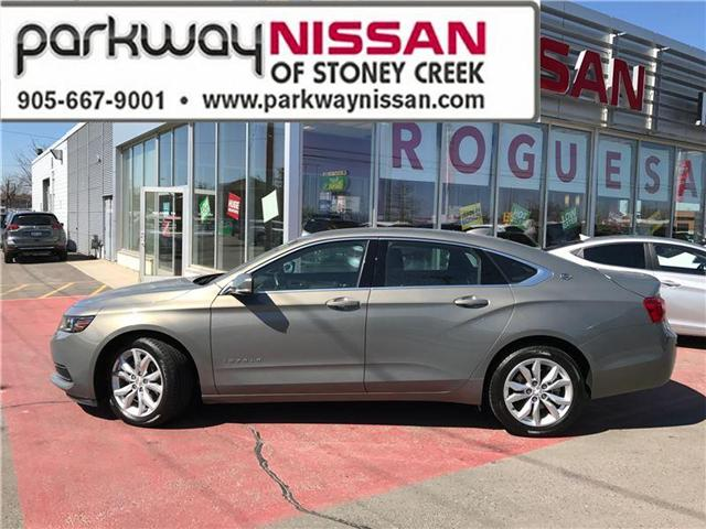 2017 Chevrolet Impala 1LT (Stk: N1245) in Hamilton - Image 2 of 17