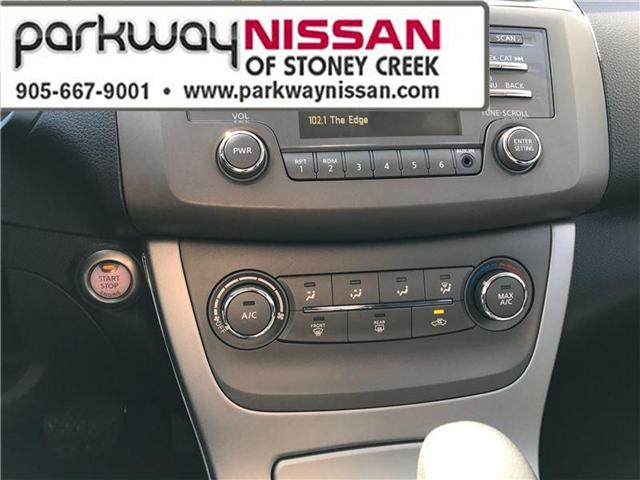 2014 Nissan Sentra 1.8 (Stk: N1239) in Hamilton - Image 16 of 17