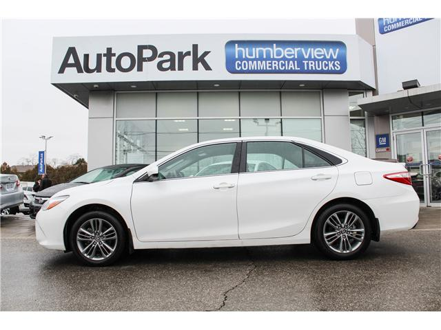 2017 Toyota Camry SE (Stk: ) in Mississauga - Image 2 of 19