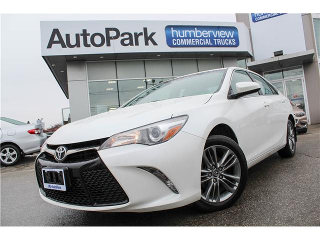2017 Toyota Camry SE (Stk: ) in Mississauga - Image 1 of 19