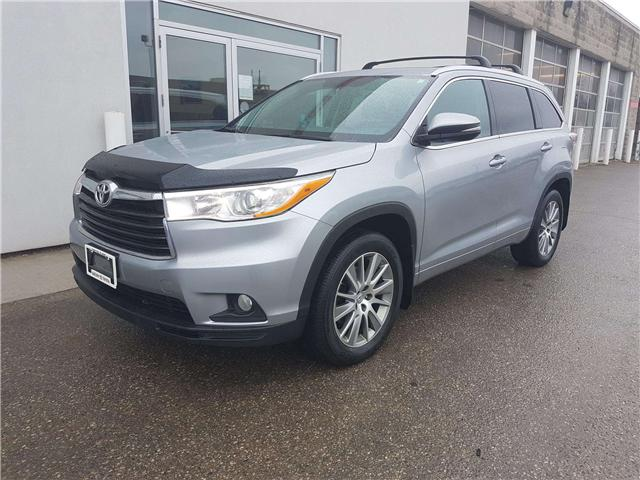 2015 Toyota Highlander XLE (Stk: A01200) in Guelph - Image 1 of 30