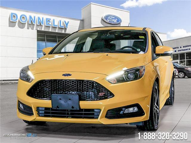 2018 Ford Focus ST Base (Stk: DR402) in Ottawa - Image 1 of 24