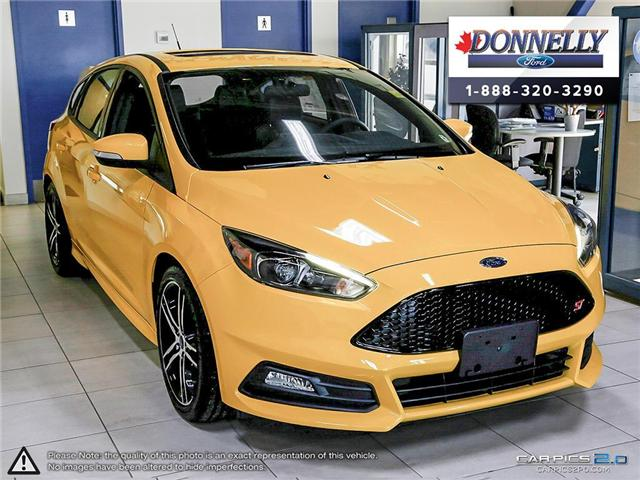 2018 Ford Focus ST Base (Stk: DR402) in Ottawa - Image 2 of 24