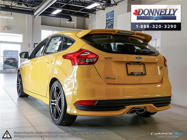 2018 Ford Focus ST Base (Stk: DR402) in Ottawa - Image 4 of 24