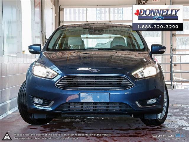 2018 Ford Focus Titanium (Stk: DR403) in Ottawa - Image 2 of 28