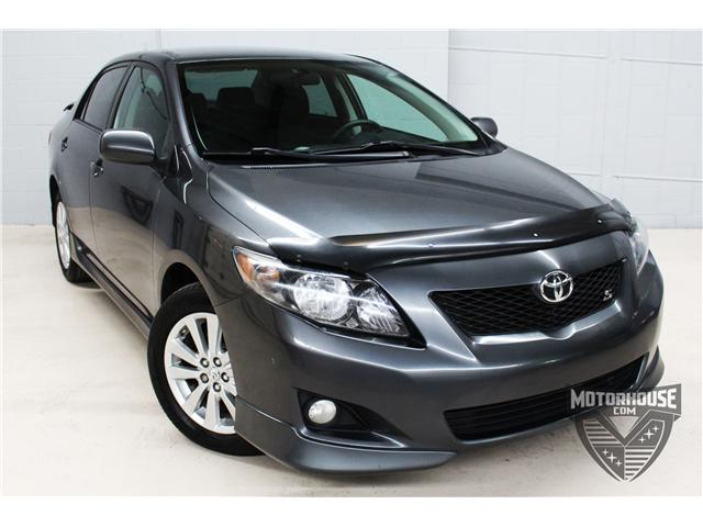 2009 Toyota Corolla S (Stk: 1721) in Carleton Place - Image 1 of 29
