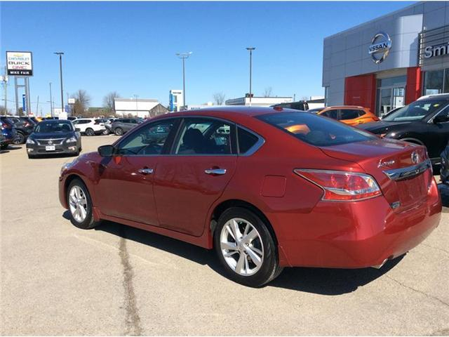 2014 Nissan Altima 2.5 SV (Stk: 18-022A) in Smiths Falls - Image 2 of 13