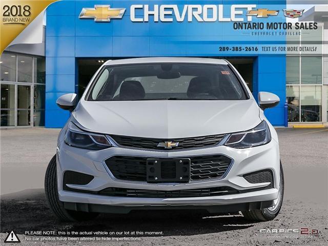 2018 Chevrolet Cruze LT Auto (Stk: 8193596) in Oshawa - Image 2 of 18