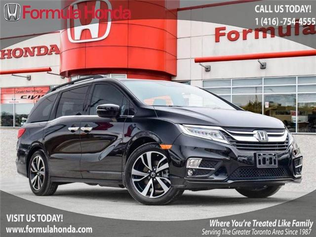2018 Honda Odyssey Touring (Stk: 18-0001D) in Scarborough - Image 1 of 22