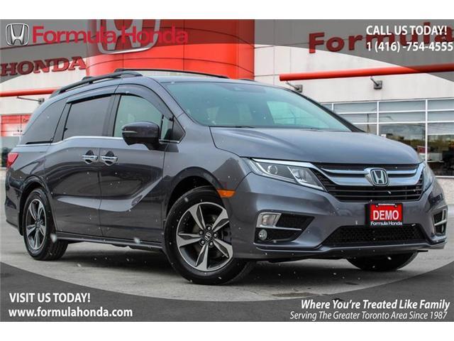 2018 Honda Odyssey EX-L (Stk: 18-0015D) in Scarborough - Image 1 of 22