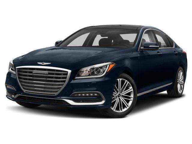 2018 Genesis G80 3.8 Technology (Stk: G18012) in Ajax - Image 1 of 1