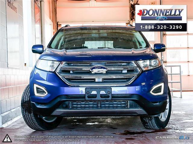 2018 Ford Edge SEL (Stk: DR658) in Ottawa - Image 2 of 27