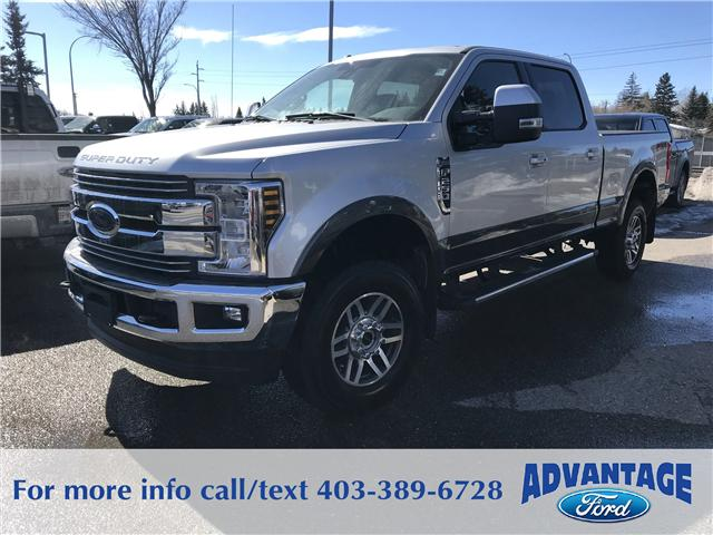 2018 Ford F-250  (Stk: J-916) in Calgary - Image 1 of 5