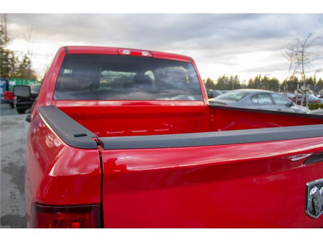 2018 RAM 1500 ST (Stk: J175929) in Abbotsford - Image 10 of 26