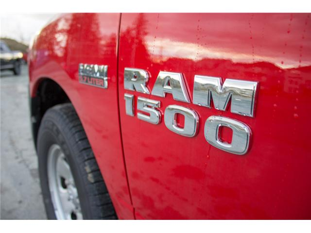 2018 RAM 1500 ST (Stk: J175929) in Abbotsford - Image 11 of 26