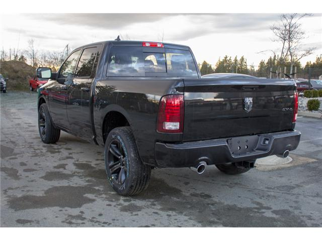 2018 RAM 1500 Sport (Stk: J176173) in Abbotsford - Image 5 of 30