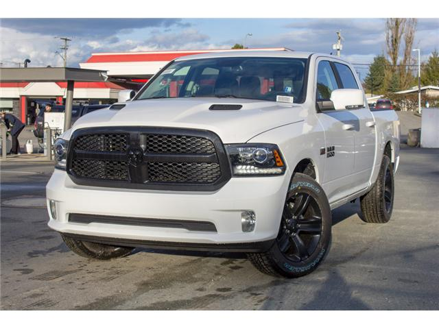 2018 RAM 1500 Sport (Stk: J204394) in Abbotsford - Image 3 of 30