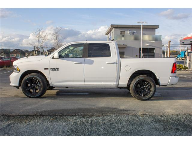 2018 RAM 1500 Sport (Stk: J204394) in Abbotsford - Image 4 of 30