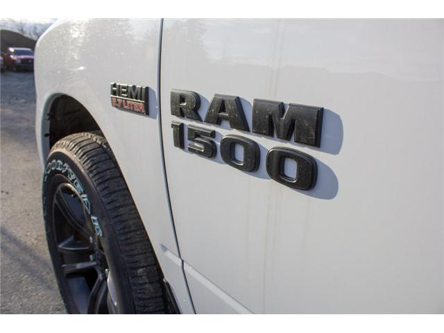 2018 RAM 1500 Sport (Stk: J204394) in Abbotsford - Image 13 of 30