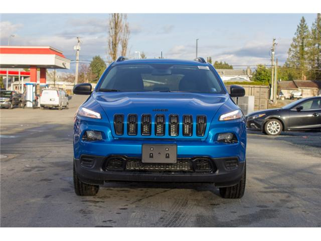 2018 Jeep Cherokee Sport (Stk: J517536) in Abbotsford - Image 2 of 30