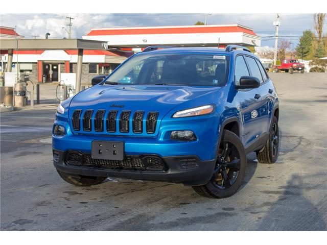 2018 Jeep Cherokee Sport (Stk: J517536) in Abbotsford - Image 3 of 30