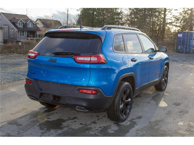 2018 Jeep Cherokee Sport (Stk: J517536) in Abbotsford - Image 7 of 30