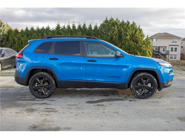 2018 Jeep Cherokee Sport (Stk: J517536) in Abbotsford - Image 8 of 30